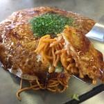 ナベちゃん - 唐麺ダブル