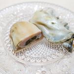 鮨 一幸 - 厚岸牡蠣