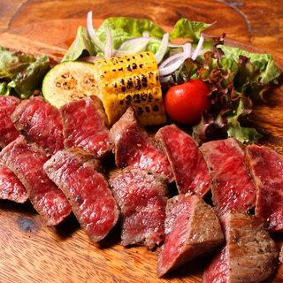 厳選仕入れ・こだわりの肉料理