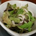 Morinomiyakotasuke - ヘルシーセットのサラダ。
