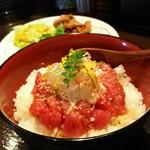 56008535 - 生鮪タタキ丼  800円