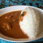 ロイヤルインドレストラン - チキンカレー(大盛) 日本人の味ですw