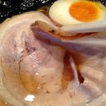 大紅ラーメン - 大紅ラーメン800円(チャーシュー)