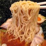 大紅ラーメン - 大紅ラーメン800円(麺)