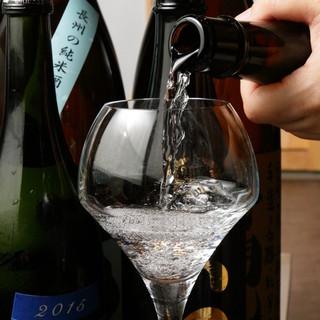 希少価値の高い和酒・熟成ワイン