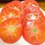 デリカセロリ - 冷やしトマト