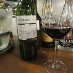 Bistro Chasseur - スペイン産アルトザーノテンプラニーリョ&シラー
