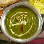 インド ダイニング カフェ マター - サグダルカレーのあっぷ