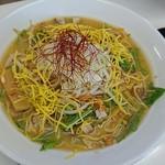 56014373 - 冷たいスープの味噌らーめん