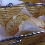 すたじおーね - パンはフランスパンですね