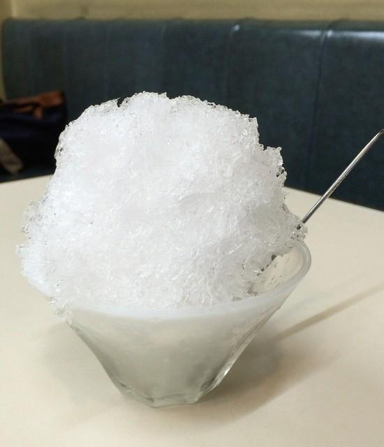 浪花家本店 - かき氷(スイ)