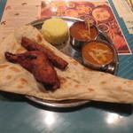 シャージ・パキスタンインドレストラン - 今回食べたもの