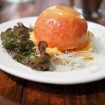 つばめグリル - トマトのファルシーサラダ