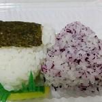めじろ - 料理写真:むすぴ 100円(1パック2個入)