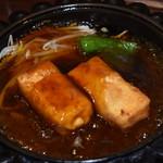 レストラン割烹 いずみ屋 - 豆腐ステーキ
