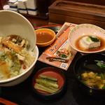レストラン割烹 いずみ屋 - 味噌天丼