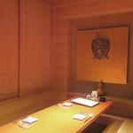 さくら - 鼈甲亀の個室
