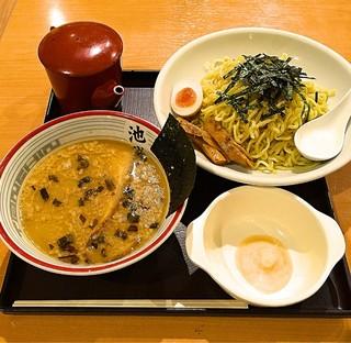屯ちん SUNAMO店 - 2016 東京豚骨つけ麺並み