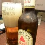 TEPPAN 29BAR BARUMICHE - ペール・エール。。クラフトビール大好き爺さんとしては嬉しかった~