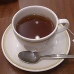 56019799 - ドリンクバーの紅茶