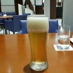 ラウンジ ウィンザー - 「アサヒスーパードライ生ビール (750円)」