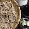 二本松 - 料理写真:大盛りざる蕎麦@750円