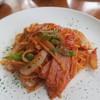 花季 - 料理写真:スパゲティナポリタン