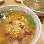 おか田 - 料理写真:台湾ラーメン
