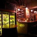 ファボリ - 冷蔵庫がそのままボトルビールメニュー!見ながら選ぶ楽しみ☆