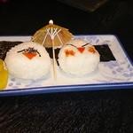 阿波のおばんざい料理 華鳳 - 料理写真:おにぎり