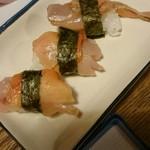 立ち寿司 まぐろ一徹 - 大好き赤貝❤