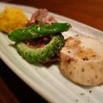 和酒と旬菜なごみ料理 日月 - 焼肴