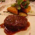 横濱元町 霧笛楼 - 牛フィレ肉のステーキ