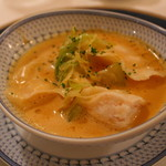 横濱元町 霧笛楼 - スープ