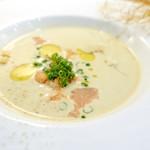 サヴール - とうもろこしスープ