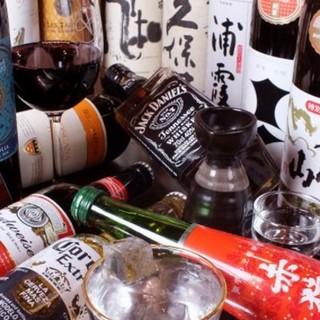 串焼き&日本酒