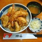 てんぷら 味覚 - おまかせ天丼♥ ( ^-^)ノ∠※。.:*:・'°☆