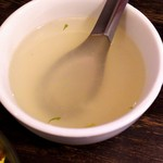 台湾料理故宮 - スープ