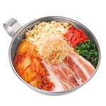 お好み焼肉 道とん堀 - キムチ豚