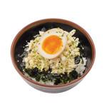 お好み焼肉 道とん堀 - キャベ玉飯