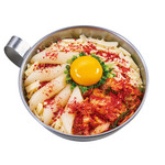 お好み焼肉 道とん堀 - トッポギキムチーズ玉
