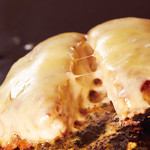 お好み焼肉 道とん堀 - 鉄板焼きチーズハンバーグ