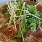 がんたれ - Wスープ♪