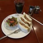 アルカディア・カフェ - 料理写真: