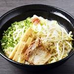 北海道夢丸やラーメン - しお野菜ラーメン