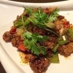 Ien - ピリ辛ラム肉