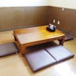 北海道夢丸やラーメン - 広々とした個室もご用意しておりますので、小さなお子様連れでも安心してご来店ください。