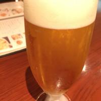 ラ プロメッサ-生ビール 600円
