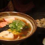 Aioimochihonten - 餅花うどんと山菜おこわ