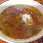 ペチカ - スープ